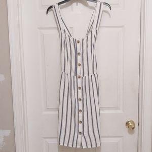 NWT Casual Midi Dress by SO
